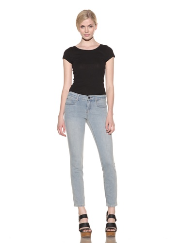 Henry & Belle Women's Ideal Skinny Ankle Jean (Authentic)