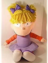 "Huge Angelica Rug Rats Plush 24"" Tall"