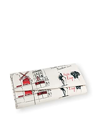 Dogo Clutch Moulin Rouge (Creme)