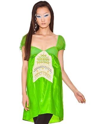 Custo Vestido Anzola Up (Verde)
