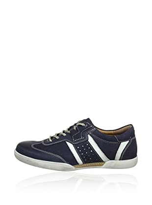 Fretz Men Zapatillas Gilchrist (Azul / Blanco)