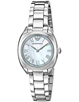 Emporio Armani Analog Blue Dial Women's Watch - AR1954