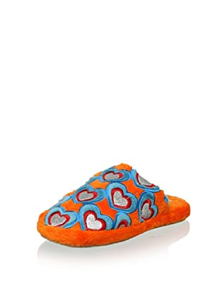 Gioseppo Kid's Alfa Slipper (Orange)