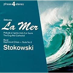 Debussy/Ravel;La Mer/Daphni