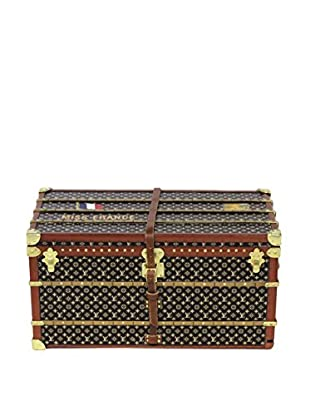 Louis Vuitton Assorted Vintage Monogram Mini Trunk Paperweight, Brown/Gold