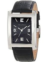 Ted Lapidus Analog Black Dial Men's Watch - 5100301