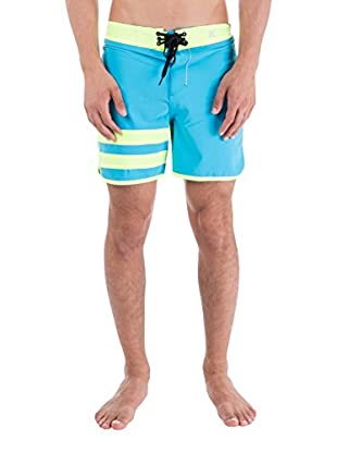 Hurley Boxer da Bagno Phantom Block Party 16'