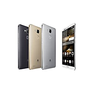 "Huawei Ascend Mate 7 (Colour-GOLD only) 4G LTE Andriod 4.4 Hisilicon Kirin Octa Core 6"" 3GB RAM & 32GB ROM 13MP **Cash On Delivery Not Accepted**"