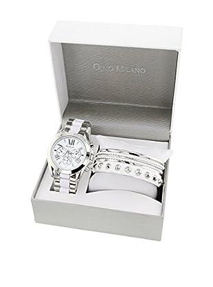 Gino Milano Quarzuhr + Armband MWF14-008B