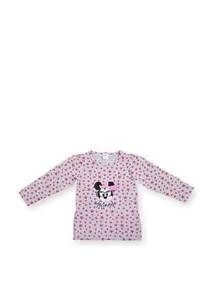 Disney Mädchen Langarmshirt (Grau)