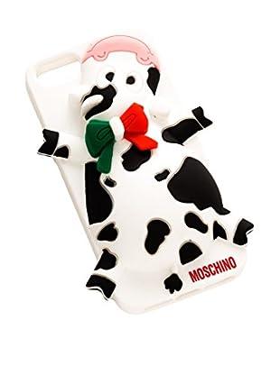 MOSCHINO Case iPhone 5/5S weiß