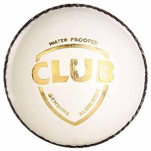 SG Club Leather Ball - White