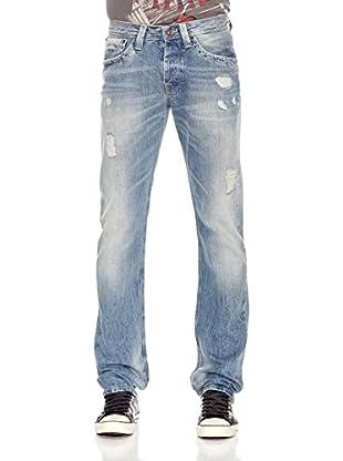 Pepe Jeans London Vaquero Cash (Azul Claro)
