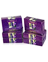Vaadi Herbals Heavenly Lavender Soap With Rosemary Extract Super Value Pack Of 6 (5 + 1 Free) (75 g X 6)