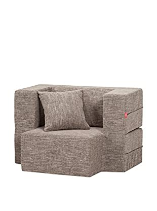 Best seller living Sillón Puff Mini Tiramisu Taupe