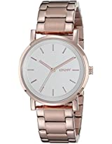 DKNY Soho Analog Multi-Colour Dial Women's Watch