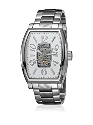 Esprit Collection Reloj automático Man Asterion Silver 37 mm