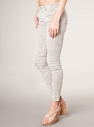 7 for all Mankind 5-Pocket Jeans Gwenevere Skinny Fit (Khaki/Beige)