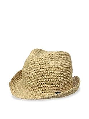 Block Men's Knickerbocker - Crochet Straw Hat