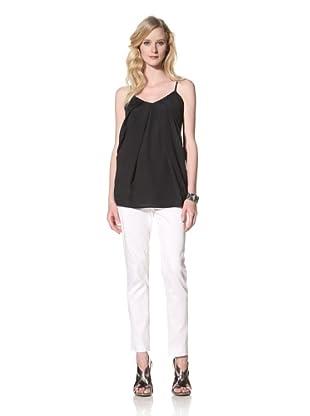 Susana Monaco Women's Alice Shirt (Midnight)