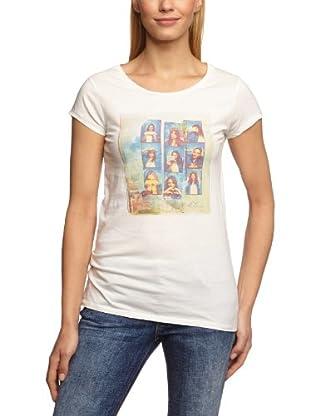 Lee Camiseta Wastout (Blanco)