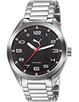 Puma Analog Black Dial Men's Watch - 89225804