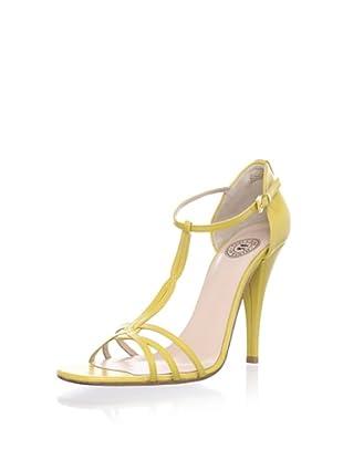 Guillaume Hinfray Women's Bouffette Sandal (Yellow)