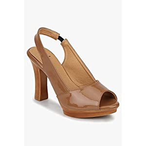 Brown Stilettos