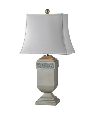 Helena Table Lamp, Grey
