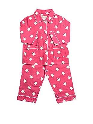 Toby Tiger Pijama Pjtpinkst