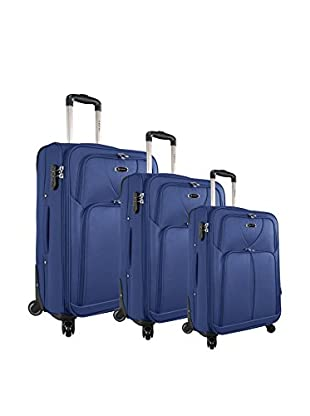 ZIFEL Set 3 Trolley Semirigido