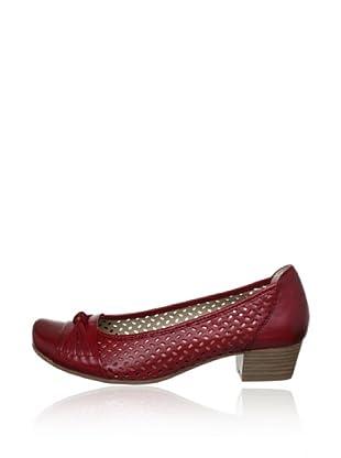 Caprice  Zapatos Lana (Burdeos)