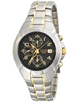 Pulsar Men's PF8188 Chronograph Two-Tone Stainless Steel Watch