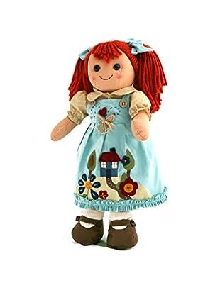 My Doll Muñeca BR003 Cielo/Beige 42 cm
