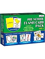 Creative's Pre School Flash Card Pack - 1 0512