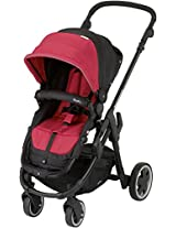 Kiddy Click 'n Move 3 Stroller - Cranberry