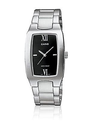 Casio Reloj con movimiento cuarzo japonés Man A261 (A261) Plateado