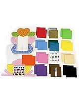 Spicebox Kits for Kids Mosaics Toy