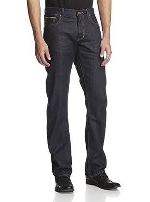 PRPS Men's Barracuda Straight Leg Selvedge Jean (Indigo Resin)