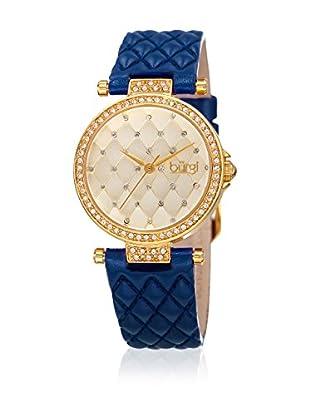 Burgi Uhr mit japanischem Quarzuhrwerk Woman 31 mm