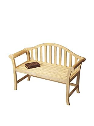 Butler Specialty Company Natural Wood Bench