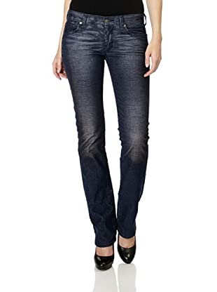 7 for all Mankind Cordhose Straight Leg (Indigo)