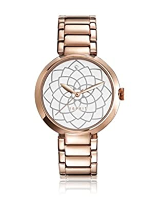 Esprit Orologio al Quarzo Woman Secret Garden Rose Gold 34 mm