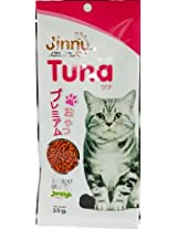 Jerhigh Tuna Cat Snack 35 g (Pack Of 3)