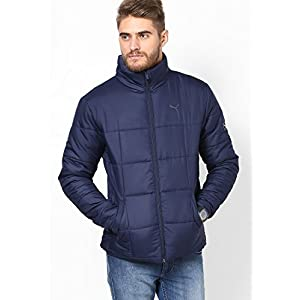 Puma Quilted Men's Jacket - Blue