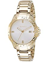 ESPRIT Analog Silver Dial Women's Watch - ES108462002