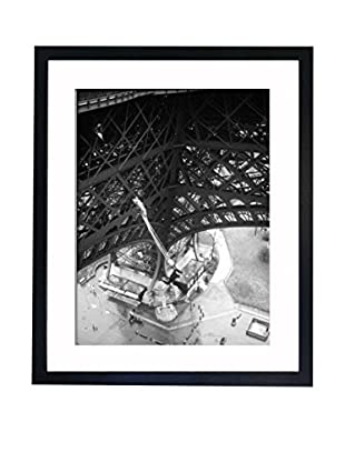 Mazali - Culture Décor Wandbild Base Jumper, Eifel Tower