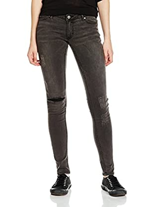 Cheap Monday Vaquero Slim Meltdown Antracita W32L32