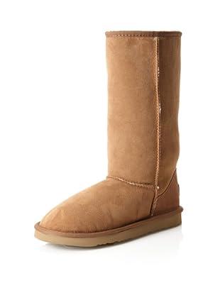 Australia Luxe Collective Women's Classic Cosy Long Sheepskin Boot (Chestnut)