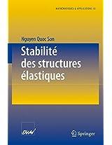 Stabilité des structures élastiques (Mathématiques et Applications)